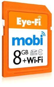 Eye-Fi EYE-FI MOBI 8GB Mobi 8GB Speicherkarte