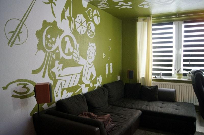 nerdsheaven the project gaming room 2 0. Black Bedroom Furniture Sets. Home Design Ideas