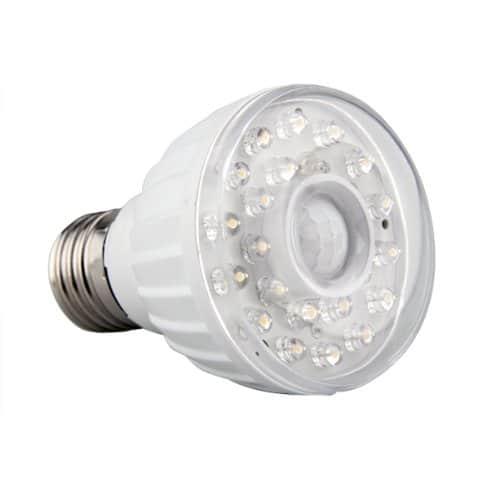 E27 LED Lampe mit Infrarot Bewegungssensor online kaufen (122016) ab 5,74€ # Led Lampe Infrarot