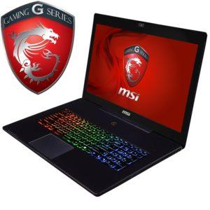 MSI GS70-2ODi581FD Gaming Notebook