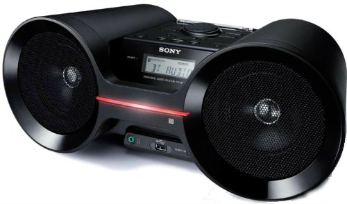 Sony ZS-BTY52 Wireless Portable Speaker Dock Boombox
