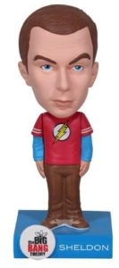 Big Bang Theory - Sheldon Bobble-Head