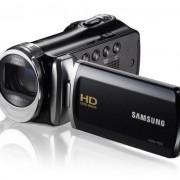 SAMSUNG HMX-F90 - Schwarz - Camcorder