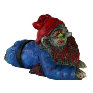 "Thumbs Up ZOMBGNOMCRA Zombie Gartenzwerg ""Crawler"""