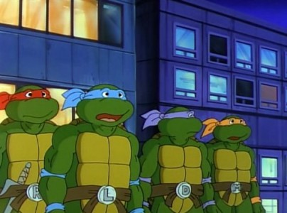 Teenage Mutant Ninja Turtles (Alle Episoden in einer Gesamtbox) [22 Disc Set]