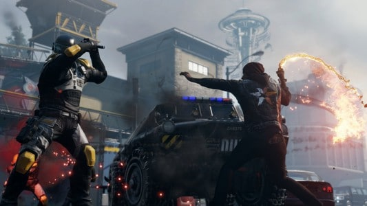 InFamous Second Son Playtsation 4