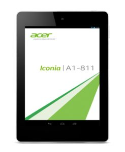 Acer Iconia A1-811 3G 20,1 cm
