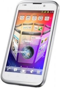 Alcatel One Touch 995 Weiß