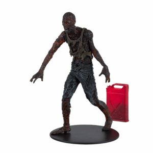 The Walking Dead Series V Charred Zombie