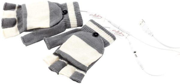 Beheizte USB-Handschuhe