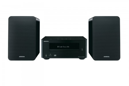 Onkyo CS-245BT (B) CD HiFi Minisystem mit Bluetooth