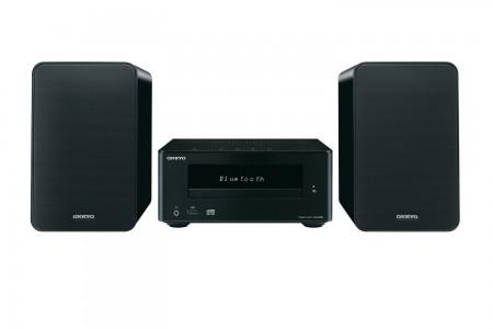Onkyo CS-245BT (B) CD HiFi Minisystem mit Bluetooth