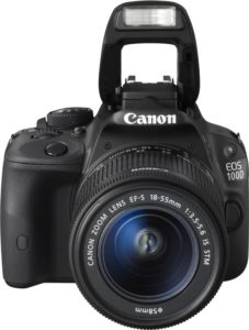 Canon EOS 100D Kit 18-55 mm