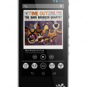 Sony NWZ-ZX1 High Resolution Audio Walkman