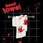 Blutbad Handtuch