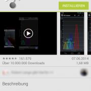Android Wifi Analyzer 10