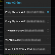 Android Wifi Analyzer 7