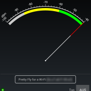 Android Wifi Analyzer 4