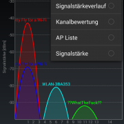 Android Wifi Analyzer 1