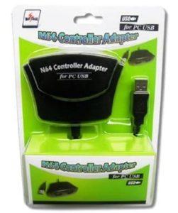 N64 Controller Adapter für PC USB