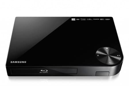 Samsung BD-F5100/EN Smart Blu-ray Player