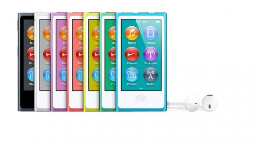Apple iPod Nano 16GB (7. Generation)
