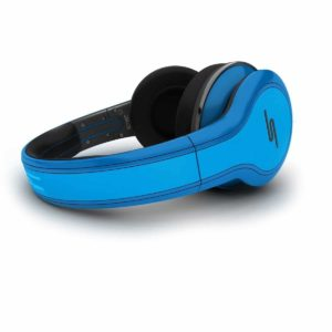 SMS Street by 50 Cent Wired Over-Ear-Kopfhörer blau
