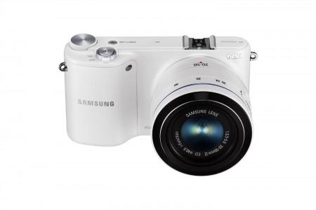 Samsung NX2020 Systemkamera Set