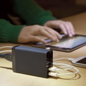 Anker 40W 5V / 8A 5-Port USB Ladegerät Ladeadapter mit PowerIQ