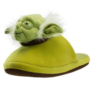 Yoda Plüsch Hausschuhe