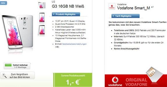 Vodafone Smart-M