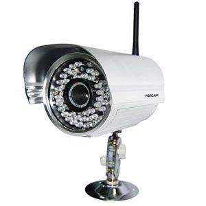 Foscam FI8905W IP WLAN Outdoor-Überwachungskamera