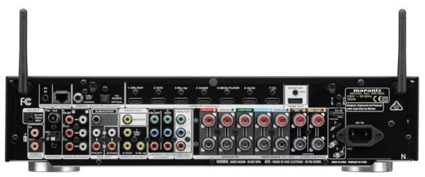Marantz NR1605 AV-Receiver schwarz