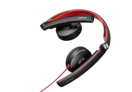 Sony MDR-S70AP Faltbarer Leichtbügel-Kopfhörer