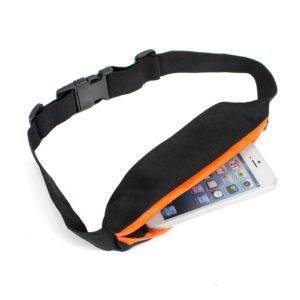 Sports Zipper Waist Belt Bag Wallet Pocket Fitness Running Jogging Pouch running belt