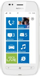 Nokia Lumia 710 - Weiß
