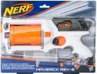 Nerf N Strike Maverick Rev-6