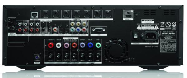 Harman Kardon AVR 270 7.1 A/V Receiver