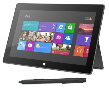 Microsoft Surface Pro 128GB mit Windows 8
