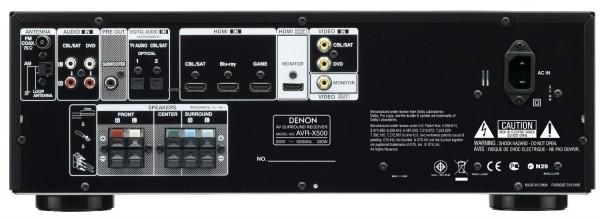 Denon AVR-X500