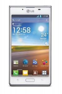 LG P700 Optimus L7 Smartphone