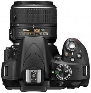 Nikon D3300 SLR-Digitalkamera Kit