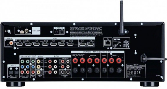 Sony STR-DN1040 7.2 Kanal Receiver