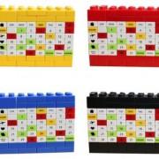 Baustein Kalender