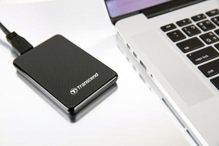 Transcend ESD400 externe SSD-Festplatte