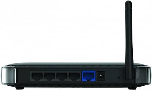 Netgear RangeMax N150 Wireless Router (WNR1000)