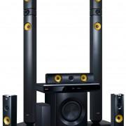 LG BH9430PW 3D Blu-Ray 9.1 Heimkinosystem mit Wireless Lautsprecher