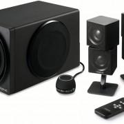 Creative T6 Series II 2.1 Lautsprechersystem mit Bluetooth