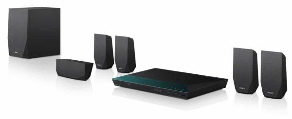 Sony BDV-E2100 5.1 Blu-ray Heimkinosystem