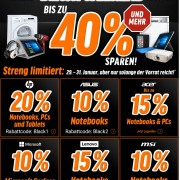 Notebook Shop - Notebooks & Laptops bei notebooksbilliger.de Black Weekend